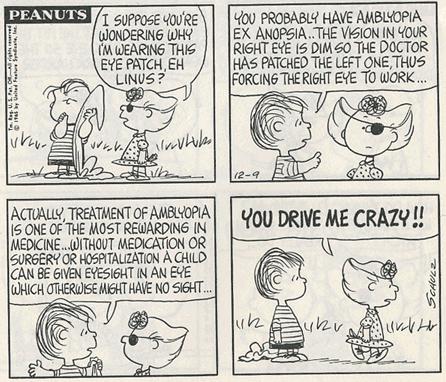 peanuts-amblyopia